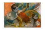 Danseuse a L'Eventail  C1883-86