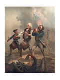 Yankee Doodle or the Spirit of '76  Published by JF Ryder after Archibald M Willard