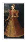 Portrait of an Unknown Lady  C1575