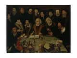 Martin Luther in the Circle of Reformers  1625-50