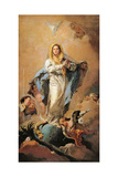 The Immaculate Conception  1767-1769