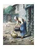 The Woman at the Well  C1866