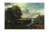 View of the Stour Near Dedham  1822