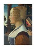 Portrait of a Woman  C1490