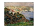 Fog on Guernsey  1883
