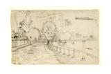 Thames at Barnes  1886