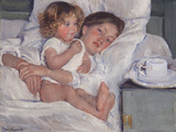 Breakfast in Bed  1897
