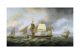 The Honourable EI Company's Ship 'Belvedere'  Captain Charles Christie Commander  1800