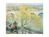 Pont Royal  Paris  1897