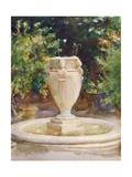 Vase Fountain  Pocantico