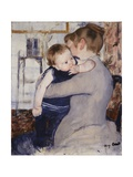 Mother and Child  C1889