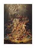 The Fall of the Angels  1798