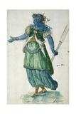 Torchbearer of Oceania  1605