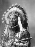 Conquering Bear  Oglala Sioux  1899