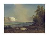 Niagara Falls  1863