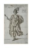 Queen Tomyris of the Massagetai  C1609