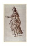 A Lady as a Naiad