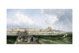 Brighton from the West Pier  C1870