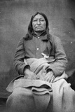Spotted Tail  Sioux Chief  C1870