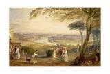 Richmond Terrace  Surrey  Summer  1836