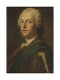 Portrait of Charles Edward Stuart  'Bonnie Prince Charlie'