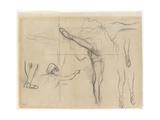 Dancer - Six Sketches
