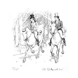 Mr Darcy with Him'  Illustration from 'Pride and Prejudice' by Jane Austen  Edition Published in…