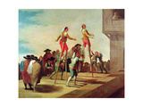 The Stilts  C1791-92