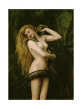 Lilith  1887 (Detail)