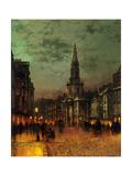 Blackman Street  1885
