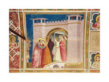 The Meeting of Joachim and Anne at the Golden Gate  C1305