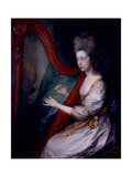 Louisa  Lady Clarges  1778
