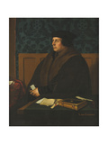 Portrait of Thomas Cromwell  1st Earl of Essex