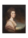 Lady Mary Drummond  1781