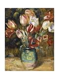 Vase of Flowers  1888-89