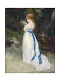 Portrait of Lise  1867