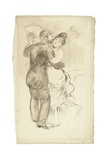Study for 'Countryside Dance'  1883