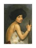 Bisharin Warrior  1872