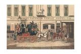 White Horse Tavern and Hotel  Fetter Lane  London
