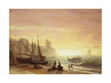 The Fishing Fleet  1862