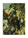 Don Quixote  View from Behind; Don Quichotte  Vue De Dos  C1875