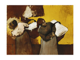 Laundresses; Blanchisseuses  C1876