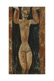 Caryatid; Cariatide  C1911-1913