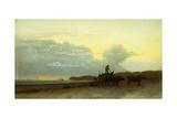 Coastal View  Newport  1861