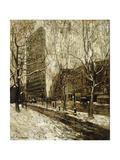 The Flatiron Building  New York  1903-1905