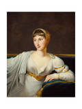 Portrait of Princess Pauline Borghese  Wife of General Leclerc