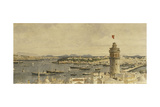 A View of Constantinople from Marmarameer