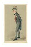 Mr James Weatherby  17 May 1890  Vanity Fair Cartoon