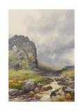 Dewerstone  Dartmoor   C1895-96