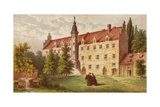 The Home of Martin Luther at Wittenberg